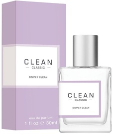 Parfüümvesi Clean Classic Simply Clean 30ml EDP Unisex