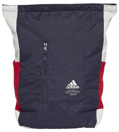 Adidas Classic Top-Zip Backpack FT8755 Blue/Grey