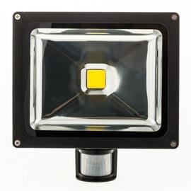 Prožektorius su judesio davikliu Vagner SDH 1x30W LED IP65