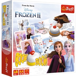 Trefl Disney Frozen II Boom Boom