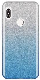Wozinsky Glitter Shining Back Case For Xiaomi Redmi Note 5 Dual Camera/Redmi Note 5 Pro Blue