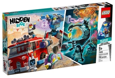 Konstruktorius LEGO®Hidden Side 70436 Vaiduoklių ugniagesių automobilis 3000