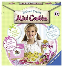 Dekoravimo rinkinys Ravensburger Cookie Mini Cookies 18411