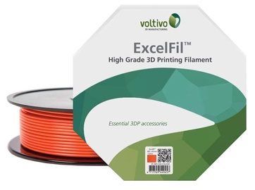 Voltivo ABS Filament Cartridge 2.85mm Orange