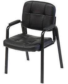 Valgomojo kėdė Verners Virginia 557944 Black, 1 vnt.