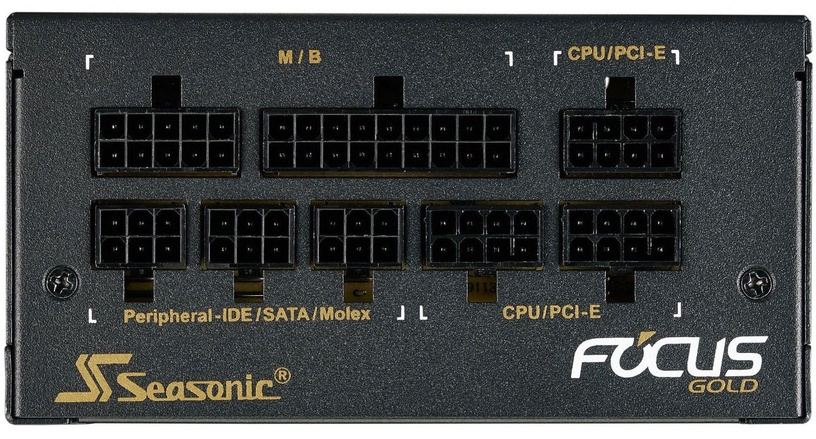 Seasonic Focus PSU SGX 80 Plus Gold SFX 650W