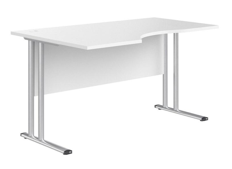 Skyland Imago-M SA-2M Left Work Desk 140x90cm White