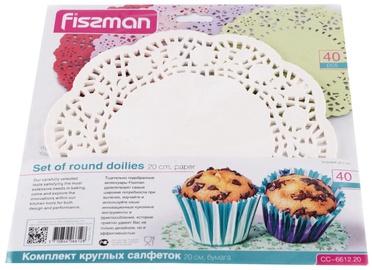 Papīra formas Fissman, 40 gab.