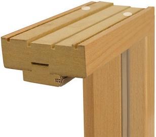 Classen Door Frames Vertical Right Part Oak 206.5x9x4.2cm (kahjustatud pakend)