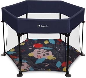 Детская кроватка Lionelo Roel, синий
