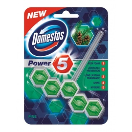 WC-värskendaja Domestos Power 5 Pine, 55 g