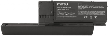 Mitsu Battery For Dell Latitude D620 6600mAh