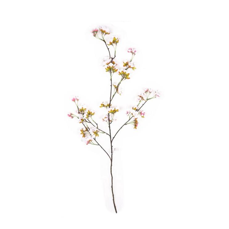 Искусственный цветок SN Artificial Sakura H80cm Pink White