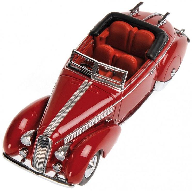 Minichamps Lancia Astura Tipo 233 Corto 1936 1:18 Red