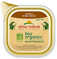 Almo Nature Bio Organic Maintenance Veal 100g