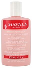 Жидкость для снятия лака Mavala Extra Mild, 100 мл
