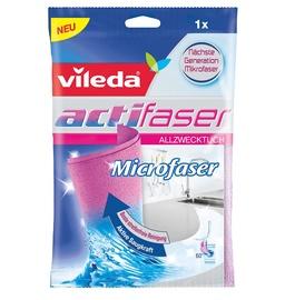 Universali mikropluošto šluostė Actifiber Vileda, rožinė
