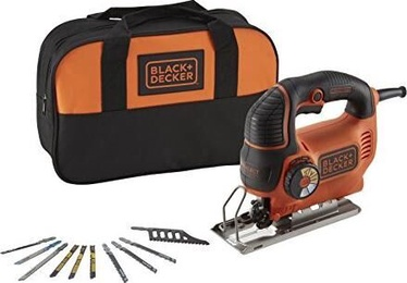 Black & Decker KS901SESA2 Pendulum Jigsaw 620W