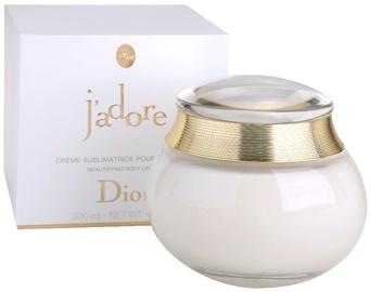 Christian Dior J'Adore Beautifying Body Creme 150ml