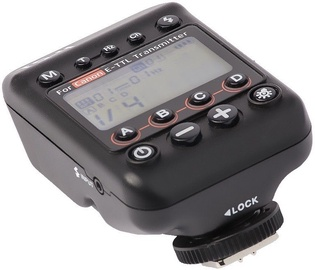 Fomei HSS TTL transmitter T400TTL for Canon