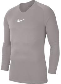 Футболка с длинными рукавами Nike Dry Park First Layer LS AV2609 010, серый, M