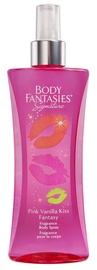 Kehasprei Body Fantasies Signature Pink Vanilla Kiss Fantasy Fragrance Body Spray 94ml