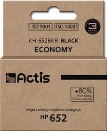 Кассета для принтера Actis Cartridge KH-652BKR For HP 15ml Black