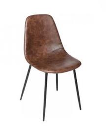 Valgomojo kėdė Vladi, ruda
