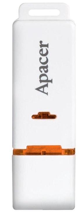USB atmintinė Apacer AH223 Orange, USB 2.0, 64 GB