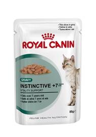 Konservuotas ėdalas katėms Royal Canin Instinctive +7, 85 gr