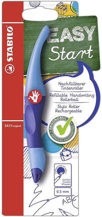 Stabilo Easy Original Right Handed  Pen Blue