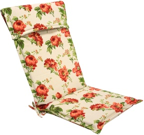 Home4you Chair Cover Florida 48x115x6cm Beige/Green