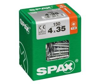 PUIDUKRUVI SPAX TX 4X35    150 TK