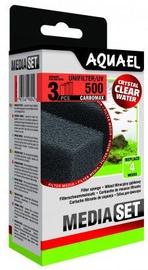 Aquael Unifilter/UV 500 Carbomax Sponge 3pcs