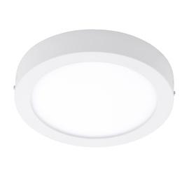 Paviršinė LED panelė Eglo Fueva 94536, 24W, 4000K, Ø 30 cm