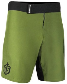 Thorn Fit Combat 2.0 Wings Workout Shorts Green XL