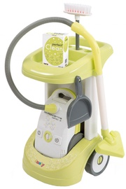 Smoby Rowenta Cleanning Trolley Vacuum Cleaner 024406