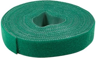 LogiLink Cable Management Velcro 4m x 16mm Green