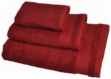 Ardenza Madison Terry Towels Set 3pcs Red