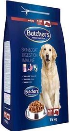 Сухой корм для собак Butchers Skin & Coat, 15 кг