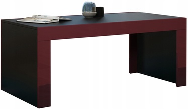 Pro Meble Coffee Table Milano Black/Red
