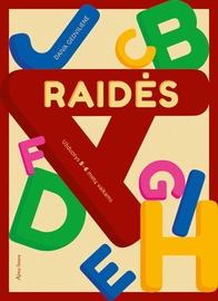Knyga Raidės. Užduotys 5-6 metų vaikams