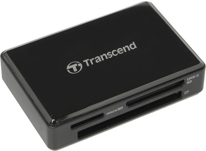 Transcend RDF9K2 Card Reader Black