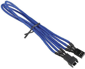 BitFenix 3-Pin extension cable for fans 30 cm Blue