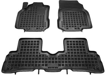 REZAW-PLAST Nissan Cube II 2009 Rubber Floor Mats