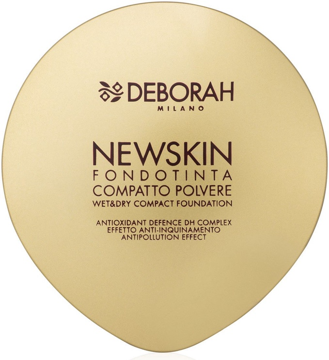 Deborah Milano Newskin Compact Foundation 11g 05