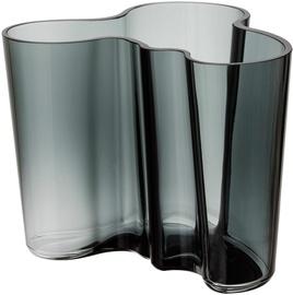 Iittala Alvar Aalto Collection Vase 160mm Dark Grey