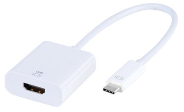 Vivanco USB Type-C To HDMI Adapter White