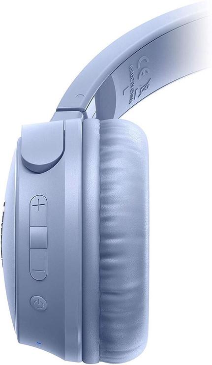 Ausinės Pioneer SE-S3BT Blue, belaidės