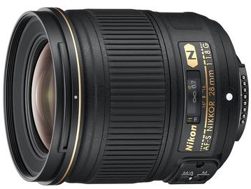 Nikon AF-S Nikkor 28/1.8 G